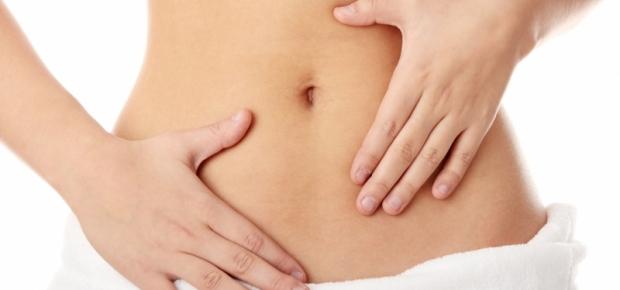 A sluggish bowel
