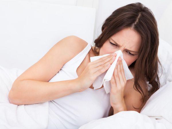 Etiquette for colds