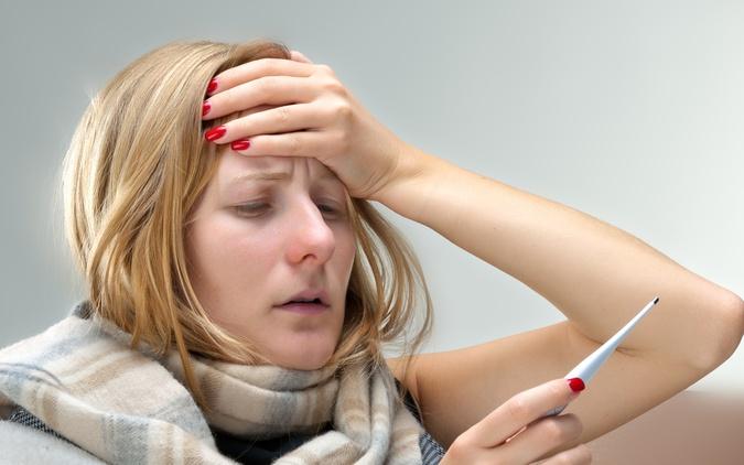 Flu in winter