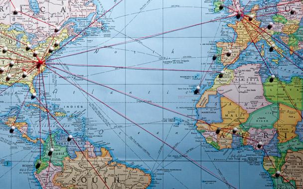 Long-distance travel