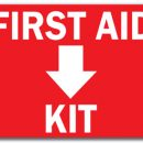 First aid kit – important in other European countries