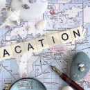 Vacation planning: thinking in time to a vaccination