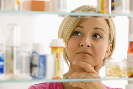 Storage of medicines