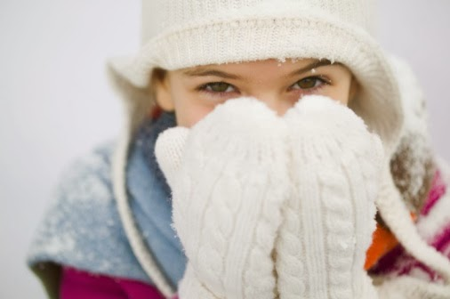 Hot tips for cold hands