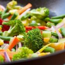 Vegetable diet is the key to bone health