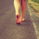 Why are foot injuries in diabetics so dangerous?