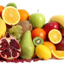 Healthy well into next year – with a balanced diet