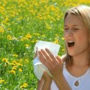 Strong against pollen in May – Anti Allergic